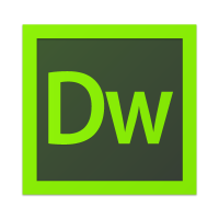 Dreamweaver CS6 logo