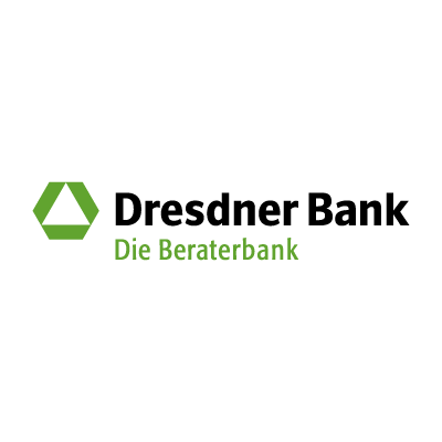 Dresdner Bank logo vector logo
