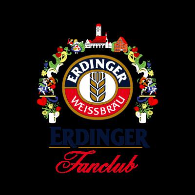 Erdinger Fanclub logo vector logo