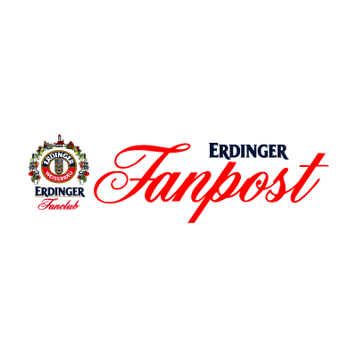 Erdinger Fanpost logo vector logo