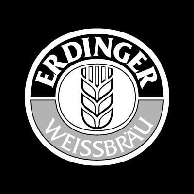 Erdinger Weissbrau Beer logo vector logo
