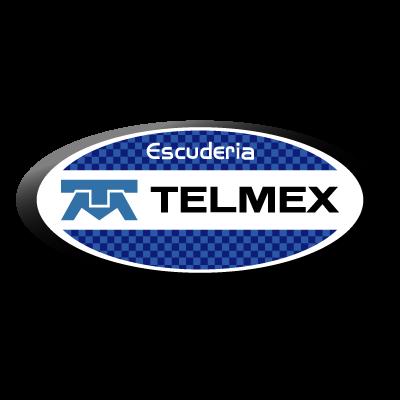 Escuderia Telmex logo vector logo