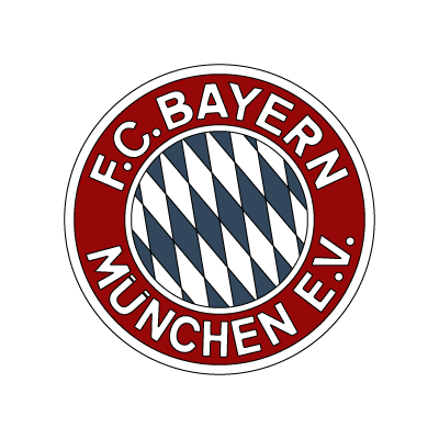 FC Bayern Munchen (early 80's) logo vector logo