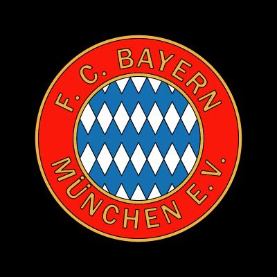 FC Bayern Munchen E.V. (1970's) logo vector logo