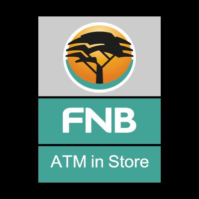 First National Bank ATM logo vector logo