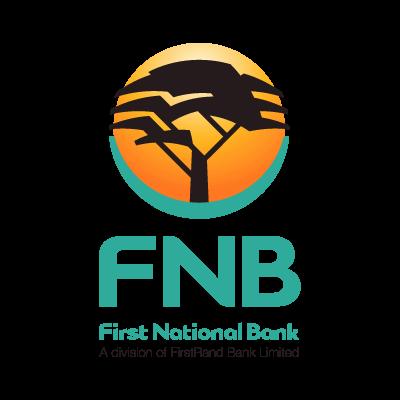 First National Bank logo vector logo