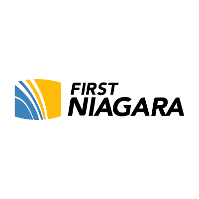 First Niagara Bank logo vector logo