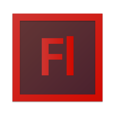 Flash CS6 logo vector logo