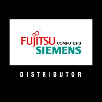 Fujitsu Siemens Distributor logo