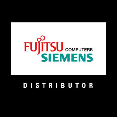 Fujitsu Siemens Distributor logo vector logo