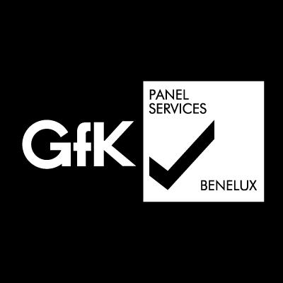 GfK Black logo vector logo