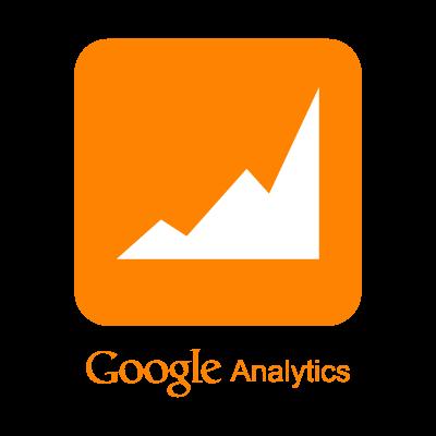 Google Analytics logo vector logo