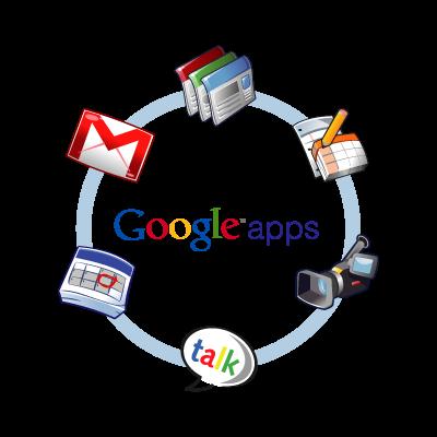 Google Apps logo vector logo