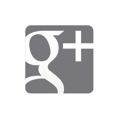 Google Plus grey logo vector logo