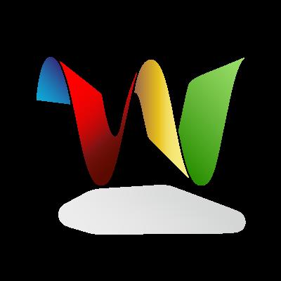 Google Wave logo vector logo