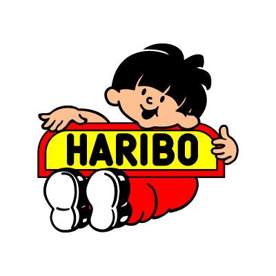 Haribo 2009 logo vector logo