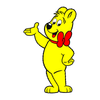 Haribo bear logo