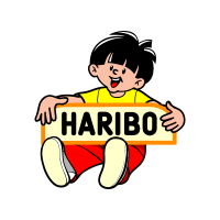 Haribo boy vector logo