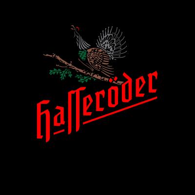 Hasseroder brewery logo vector logo
