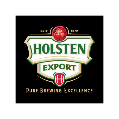 Holsten Export Beer logo vector logo