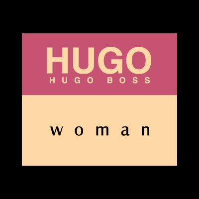 Hugo Boss Woman logo vector logo