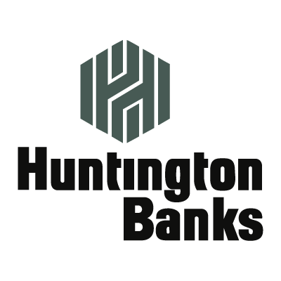 Huntington Banks logo vector logo