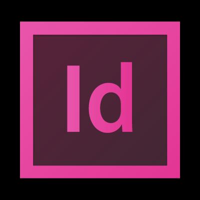 InDesign CS6 logo vector logo