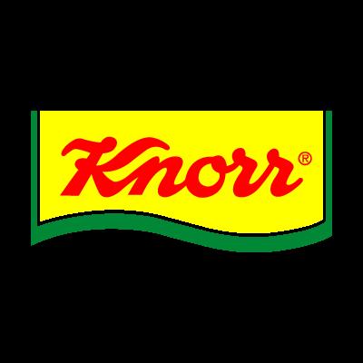 Knorr beverage logo vector logo