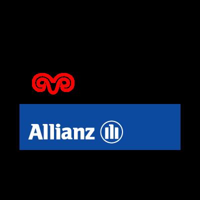 Koc Allianz logo vector logo