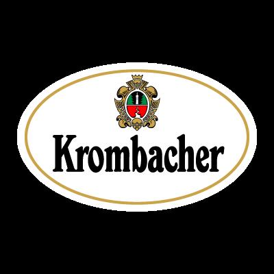 Krombacher 1803 logo vector logo