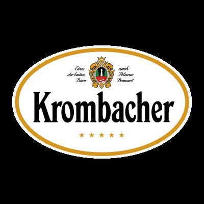 Krombacher 2013 logo vector logo