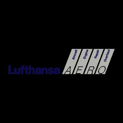 Lufthansa Aero logo vector logo