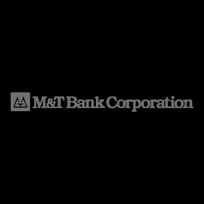 M&T Bank logo vector logo