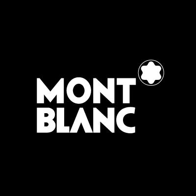 Montblanc Black logo vector logo