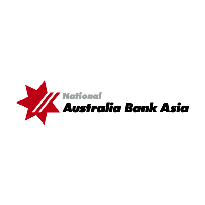 National Australia Bank Asia logo vector logo