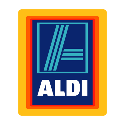 New Aldi logo vector logo