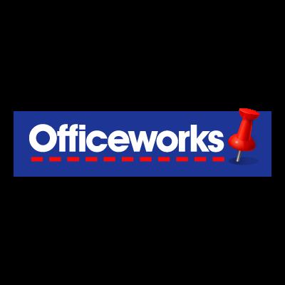 Officeworks logo vector logo