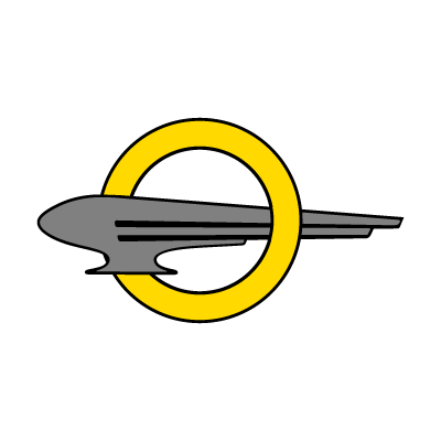 Opel (1937-1947) logo vector logo