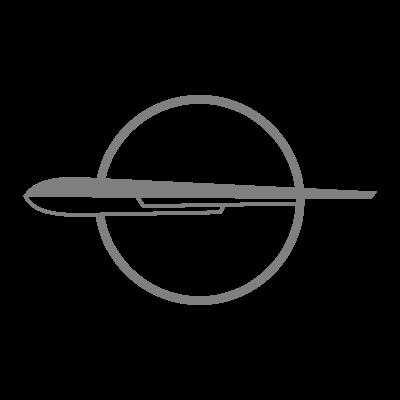 Opel (1947-1954) logo vector logo