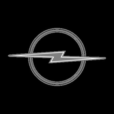 Opel (1969-1987) logo vector logo