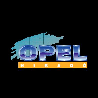 Opel News logo vector logo