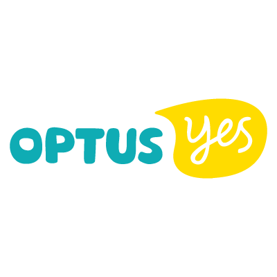 Optus New 2013 logo vector logo