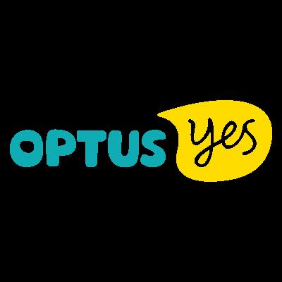 Optus New 2013 logo vector logo