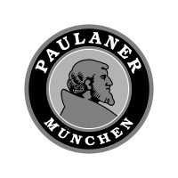 Paulaner Munchen Black logo
