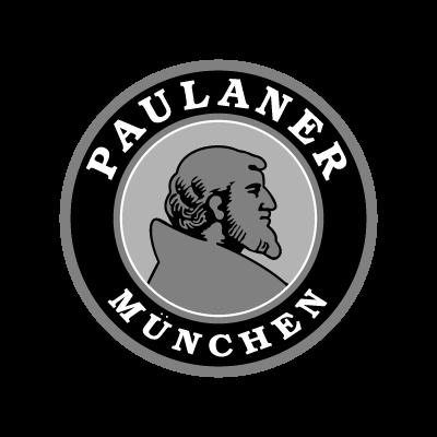 Paulaner Munchen Black logo vector logo