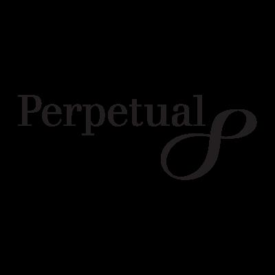 Perpetual logo vector logo