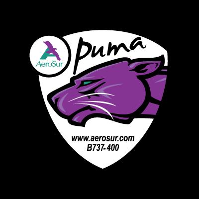 Puma Aerosur logo vector logo