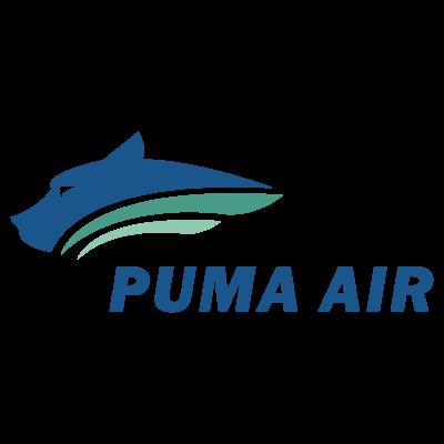 Puma Air logo vector logo