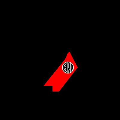 River Plate Futbol logo vector logo