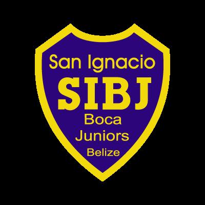 San Ignacio Boca Juniors logo vector logo